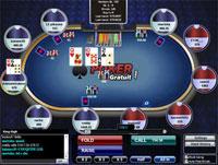 jouer poker gratuit